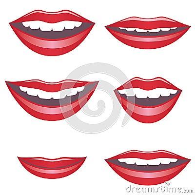 Mouths.