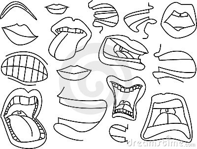 Mouths Stock