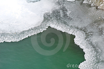Mouvement gelé