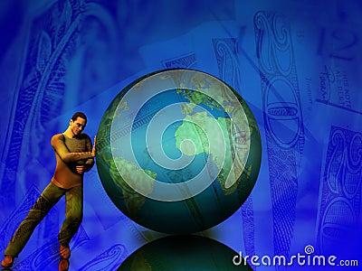 Move the world