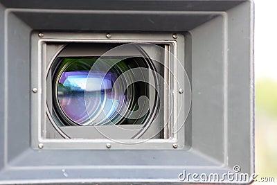 Movie Camera Lens