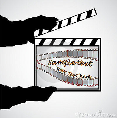 Movie clapper