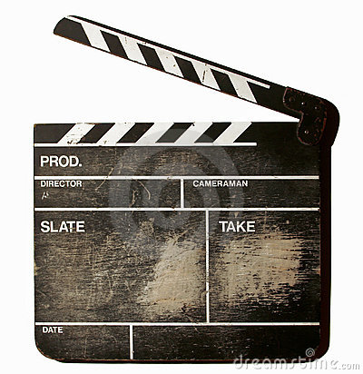 Free Movie Clapper Stock Images - 2787154