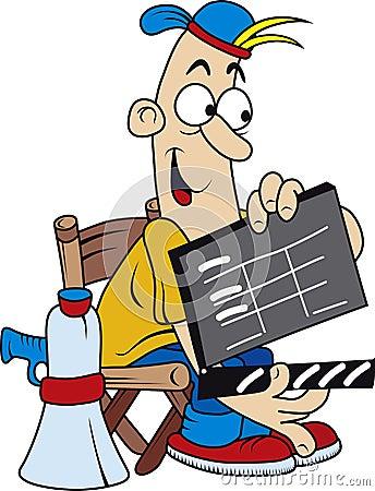 Movie director