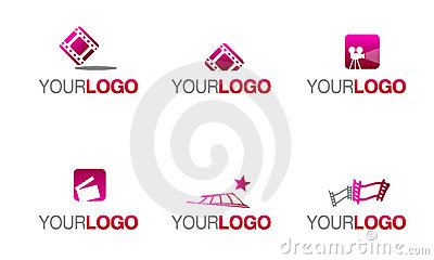 Movie and film industry logo
