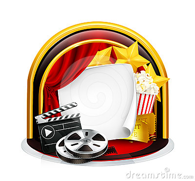 Movie Frame Royalty Free Stock Photo - Image: 24467085