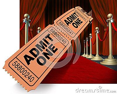 Movie Night Red Carpet