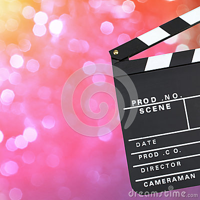 Movie production board