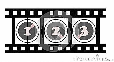 Movie stripe
