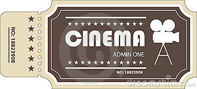 Doc622219 Movie Ticket Template 40 Free Editable Raffle Movie – Movie Ticket Template