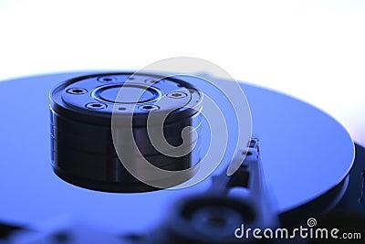 Movimentação V do disco rígido