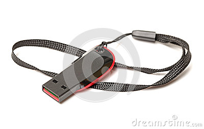 Movimentação do flash de USB