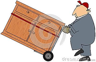 Moving Man