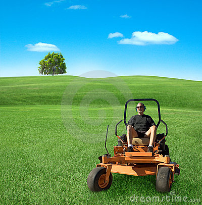 Free Mowing Royalty Free Stock Photo - 5648765