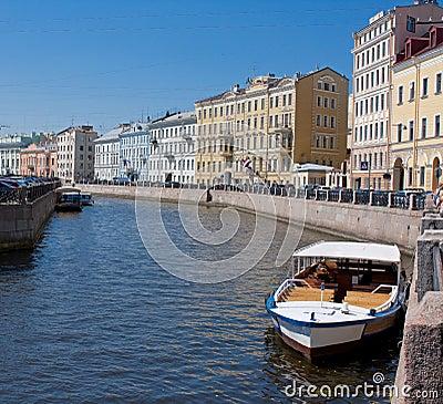 Moyka River, Saint Petersburg