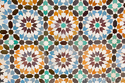 Mozaika arabska