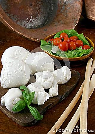 Free Mozzarella Stock Image - 1766151