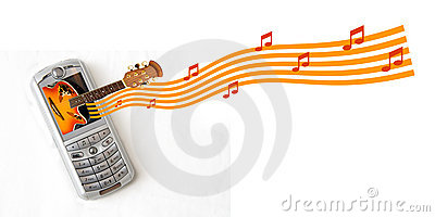 MP3 Cell Phone
