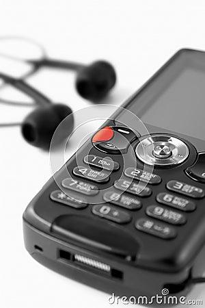 MP3 phone-enjoy mobile music