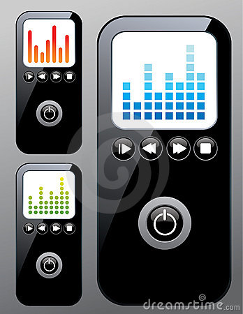 Free Mp3 Player Stock Photos - 914743
