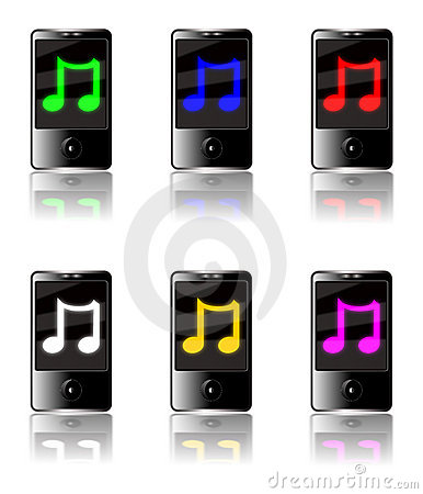 MP3 Player Music