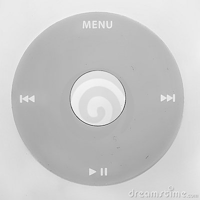 Free MP3 Player Wheel Stock Images - 15689594
