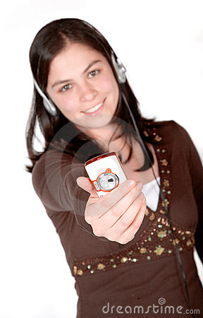 Mp3 on your mobile phone