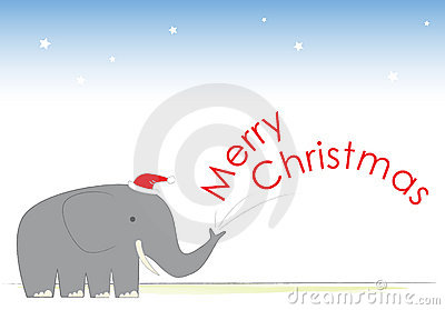 Mr Elephant s Christmas Cheer