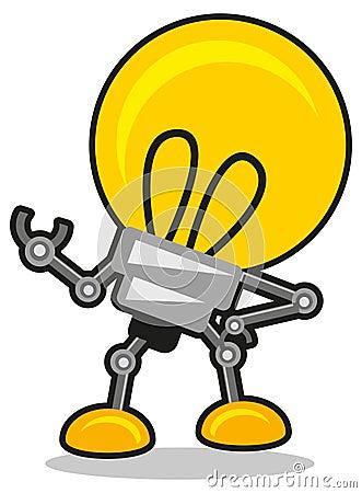 Mr lamp