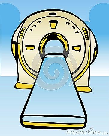 MRI / CT Machine