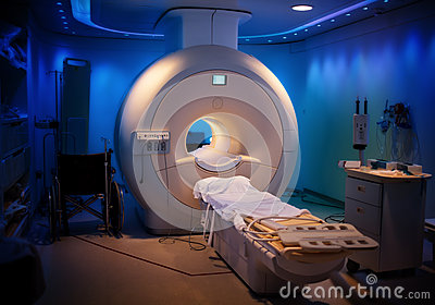 MRI Machine - Hospital