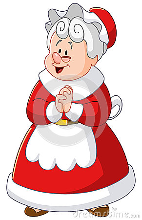 Free Mrs Claus Royalty Free Stock Photography - 35200147