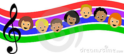 Música Children/ai do arco-íris