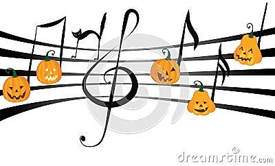 Resultado de imagen de halloween musica