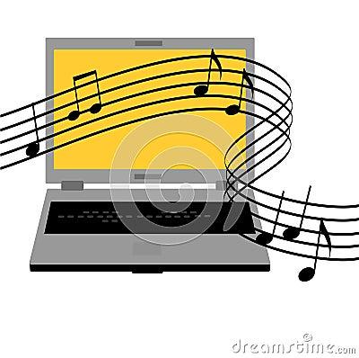 Música en línea