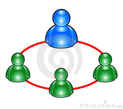 Msn group  people icons