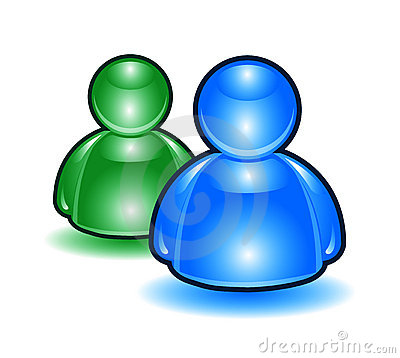 Msn people icon 2