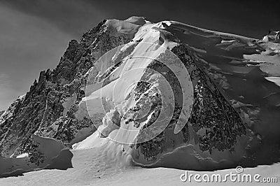 Mt Blanc de Tacul