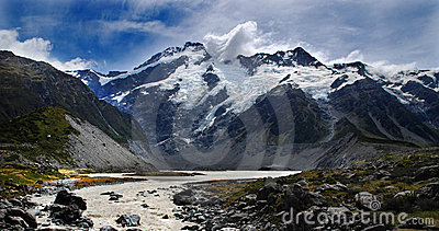 Mt.Cook national park