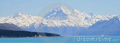 Mt. Cook Panorama