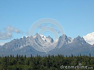 Mt. Foraker and Grand Tokosha