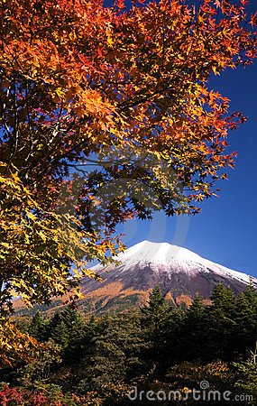 Free Mt Fuji Dg-67 Stock Image - 4744461