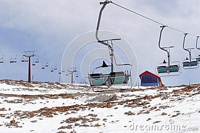 Mt Hermon Israel Stock Photo Image 32021650