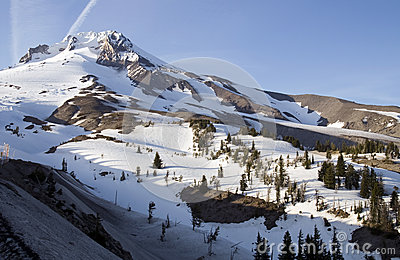 Timberline Mt. Hood Cascade Range Ridge Oregon
