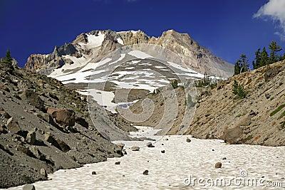 Mt. Hood Snow