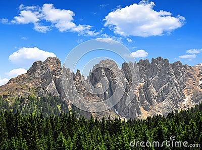 Mt Latemar