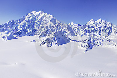 Mt Logan in Yukon unesco