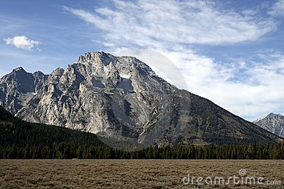 MT. Moran, Grand Teton NP, Wyoming