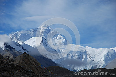 Mt qonolangma (everest)
