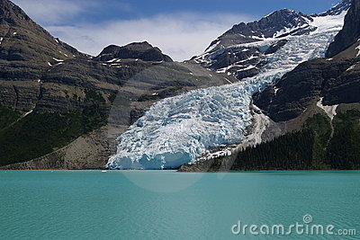 Mt. Robson and Berg Lake